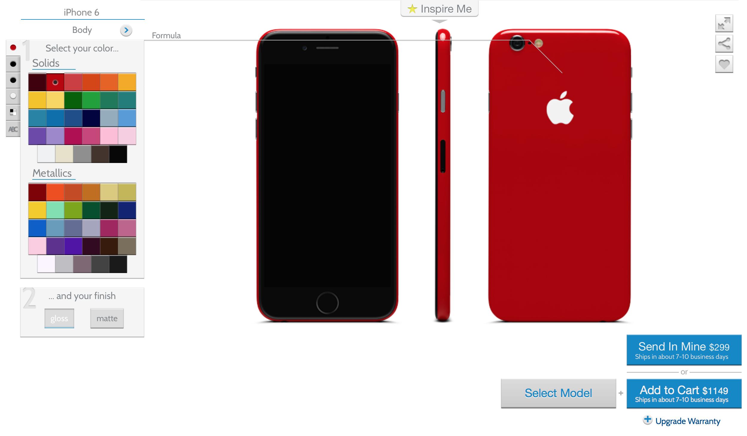 IPhone 6 Farben Space Grey Silber Und Gold Im Uberblick GIGA