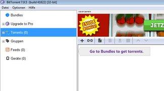 Website informiert über P2P auf dem Mac