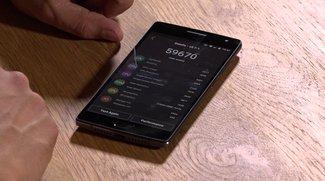 OnePlus 2 und der Snapdragon 810 im Benchmark-Stresstest-Video