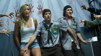 Scouts vs. Zombies: Erster Trailer geizt nicht mit nackter, verfaulter Haut