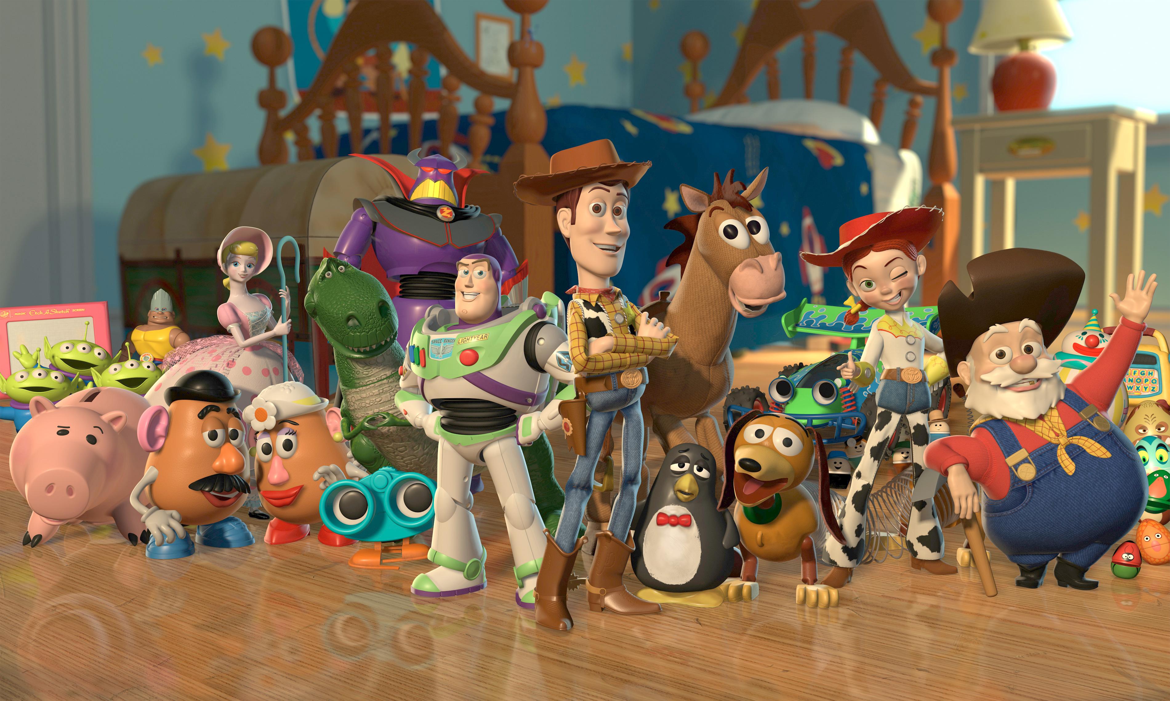 5 Welten in Kingdom Hearts 3 wir uns wünschen – Toy Story GIGA