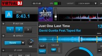 Virtual DJ Home Free