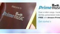 Amazon Prime Music: Playlist erstellen