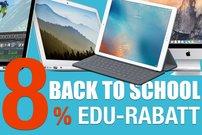 Spare als Schüler, Lehrer, Student bis zu 30 % beim Kauf eines Apple Rechners!</b>