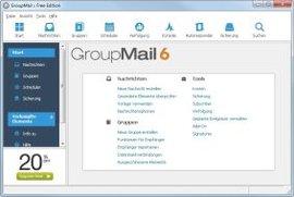 GroupMail Free