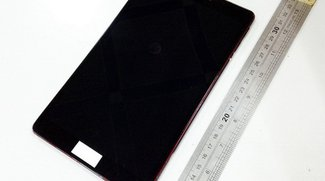 Nexus 8: Angeblicher Dummy auf Foto aufgetaucht