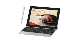 NEC LaVie Tab W: 10,1 Zoll Windows 10 Tablet mit Stylus und Tastatur