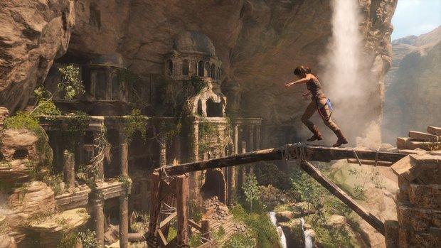 Rise of the Tomb Raider: Trailer für PS4 Pro zeigt eindrucksvolle Grafik