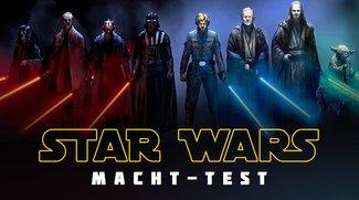 Star Wars Macht-Test: Würdest DU der dunklen Seite widerstehen?