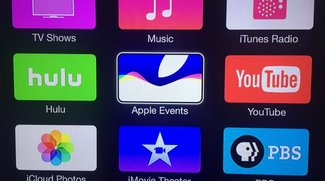 Apple TV: Apple-Event-App ist bereit für heute Abend