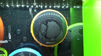 Bluetooth-Speaker für die Dusche: Boompods Aquapod im Hands-On [IFA 2015]