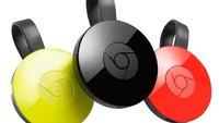 Chromecast 2015 und Chromecast Audio: Neue Streaming-Dongles vorgestellt, Update für die App und Spotify-Support