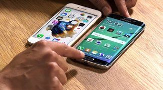 iPhone 6s vs. Galaxy S6 edge: Zweikampf der Smartphone-Flaggschiffe