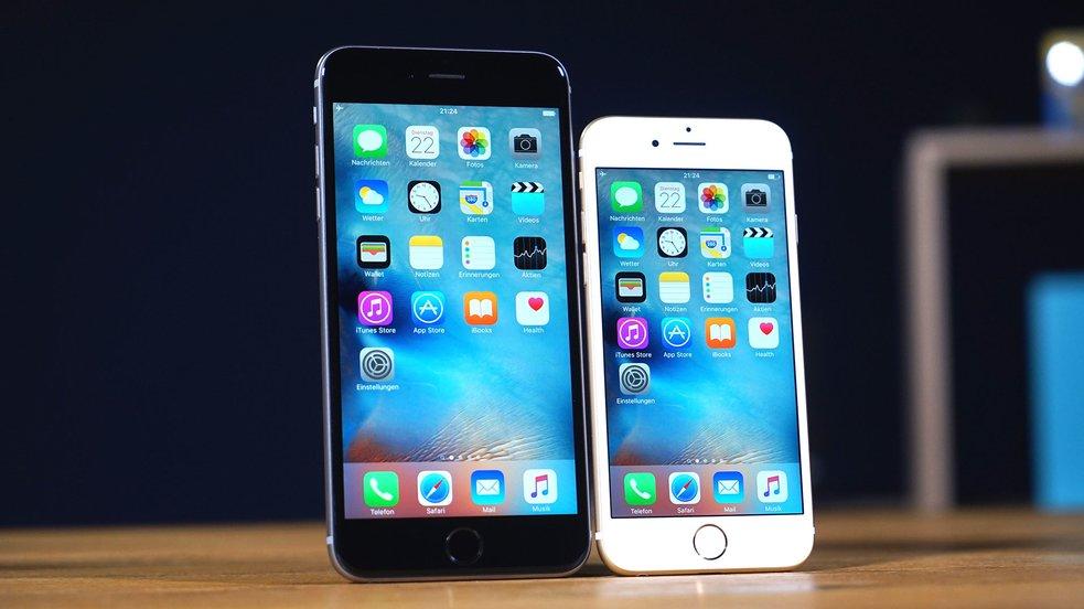 iPhone 6s im Test: Alles ist besser, nichts ist anders