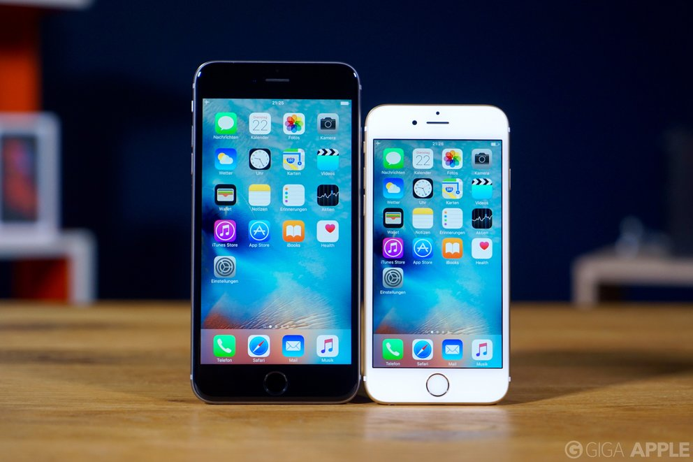 iPhone 6s Plus – iPhone 6s