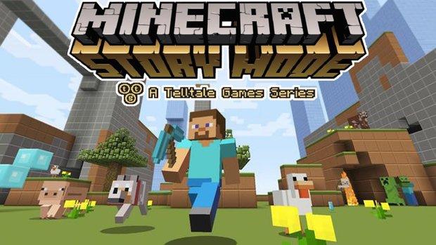 Minecraft Story Mode: Das ist der Release-Termin der Wii U-Version