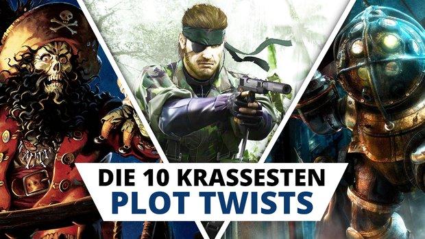 Mind Blown: Die 10 besten Plot-Twists in Videospielen