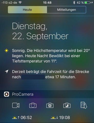 procamera-iphone-widget