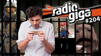 radio giga #204: Sind Mobile-Games die Zukunft? (Und ist dies das Ende?)