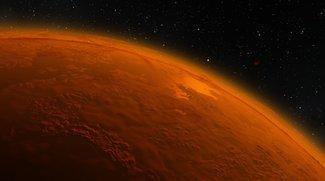 NASA: Wasser auf dem Mars? Twitter lacht, Google zeigt Doodle