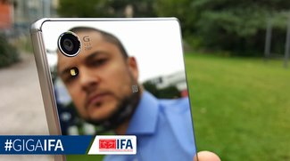 Sony Xperia Z5 Premium: Edel-Phablet mit 4K-Display im Eyes-On-Video  [IFA 2015]
