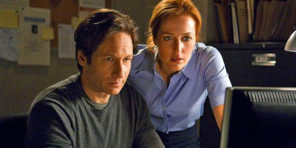 Fox Mulder und Dana Scully sind endlich wieder vereint ©Fox