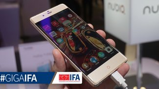 ZTE Nubia Z9: Randloses High End-Smartphone im Hands On-Video [IFA 2015]