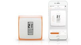Heizungssteuerung Netatmo Thermostat