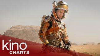 Kinocharts: Der Marsianer dominiert die USA, neue Nr. 1 in Deutschland