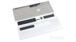 In Einzelteilen: Magic Keyboard, Magic Trackpad 2 und Magic Mouse 2