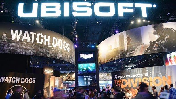 Ubisoft: Steht etwa eine Übernahme bevor?