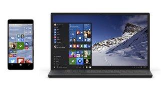 Windows 10 Creators Update: Erst PCs, dann Smartphones