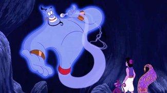 Aladdin: Nie zuvor gezeigte Outtakes erinnern an Robin Williams