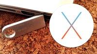 OS X 10.11 El Capitan Clean Install: Bootfähigen USB-Stick erstellen (Schritt für Schritt)