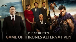 Serien wie Game of Thrones: Die 10 besten Alternativen