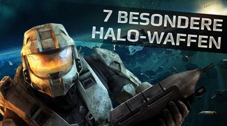 Die 7 außergewöhnlichsten Waffen aus dem Halo-Universum