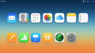 "iCloud.com: Apple bringt ""Freunde suchen"" ins Web"