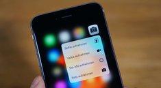 Praktische Idee: So könnte Apple 3D Touch auf dem iPhone neues Leben einhauchen