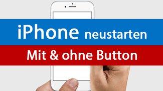 iPhone neu starten: Mit und ohne Power-Button – So geht's