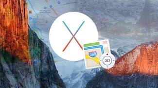 Karten-App auf dem Mac: die besten Tipps zu 3D, Routen und ÖPNV