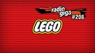 radio giga #206: Lasset uns LEGO spielen!