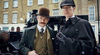 Es ist angerichtet: Neuer Sherlock-Trailer verrät Titel und Erscheinungsdatum
