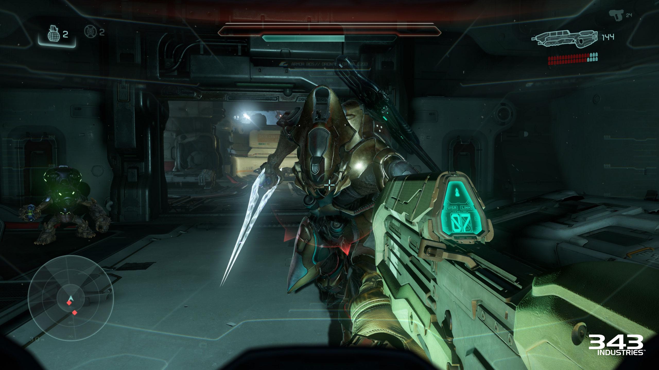 Test Halo 5 : Guardians | Gamelove