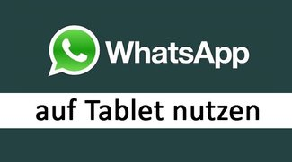 WhatsApp (Web) auf dem Tablet verwenden: so geht's