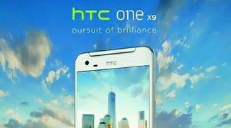HTC One X9: High End-Smartphone mit WQHD-Display geleakt