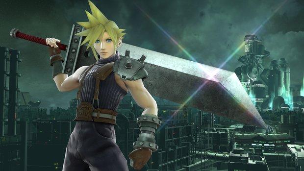 Was japanische Fans von Cloud Strifes Auftritt in Super Smash Bros. halten