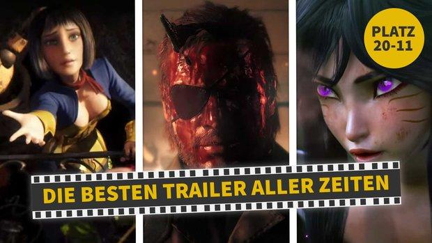Unfassbar schön: Die 20 besten Videospiel-Trailer aller Zeiten (Platz 20-11)