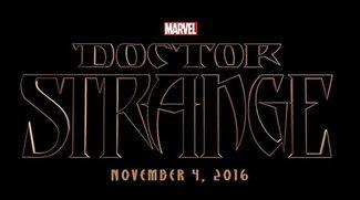 Doctor Strange: Seht Benedict Cumberbatch in ersten Bildern vom Dreh
