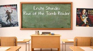 Video: Das ist die erste Stunde von Rise of the Tomb Raider