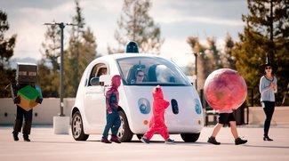 Google lehrt selbstfahrende Autos, bei Kindern besonders aufmerksam zu sein